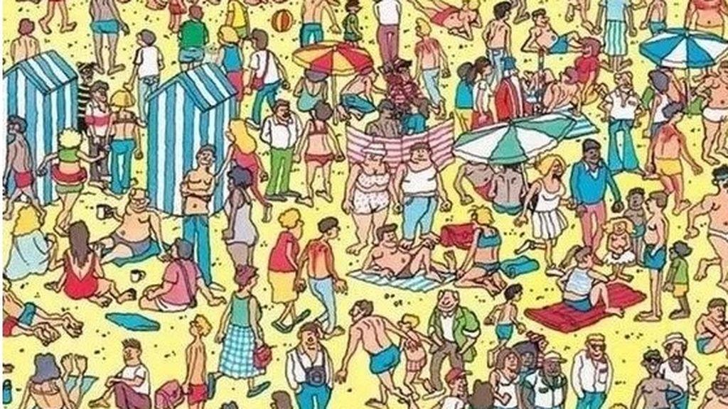 El reto viral que solo unos pocos logran completar: encontrar los objetos que no encajan en esta playa