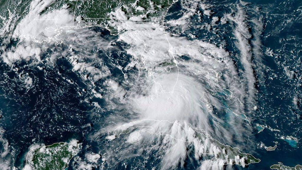 EE.UU. agota las nombres de tormentas tropicales y tiene que acudir al alfabeto griego