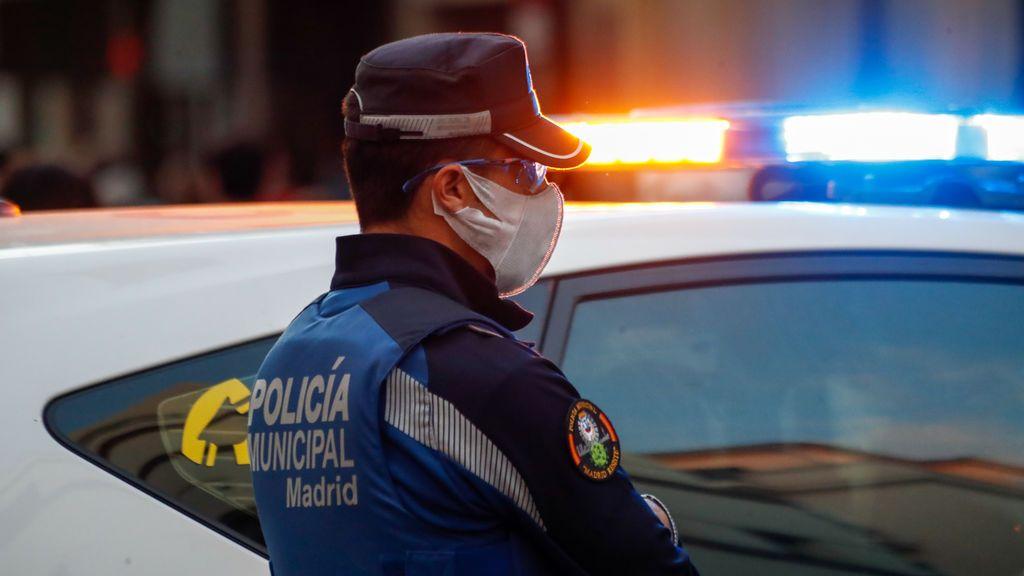 Más de 200 policías vigilarán el cumplimiento de las medidas en 60 puntos aleatorios de Madrid