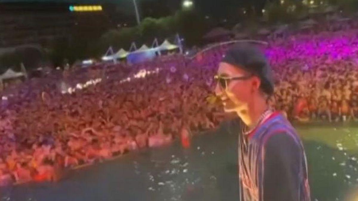 Wuhan deja muy atrás la pandemia: discotecas abarrotadas, sin mascarilla y sin distancia social