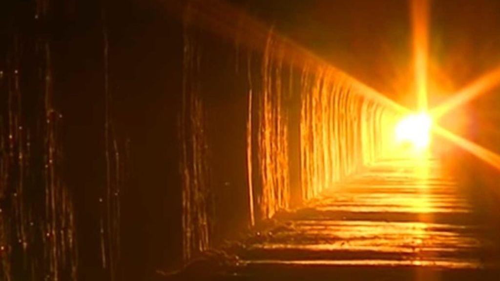 Magia en Teruel con el equinoccio: el túnel que se ilumina o el santuario solar más antiguo que Stonehenge