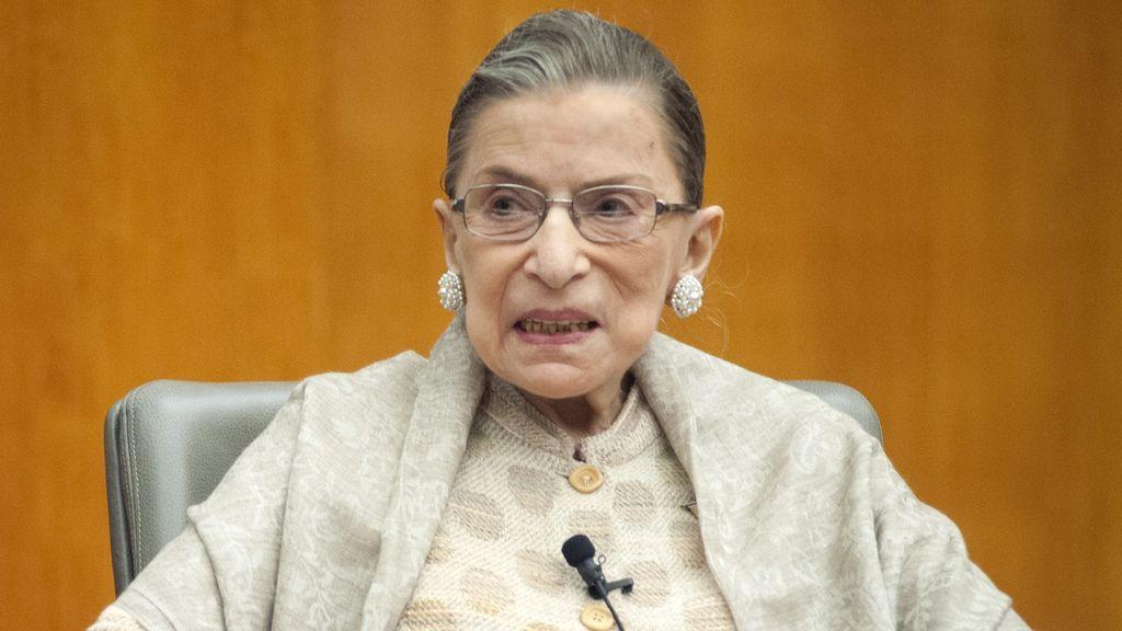 Penélope Cruz, y otros VIPS homenajean a Ruth Bader Ginsburg