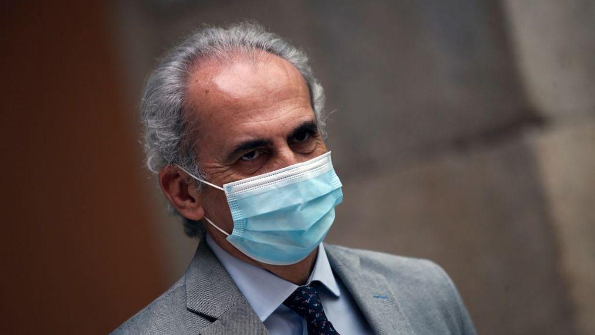 """Enrique Ruiz Escudero advierte: """"Si es necesario cerrar Madrid, se hará"""""""