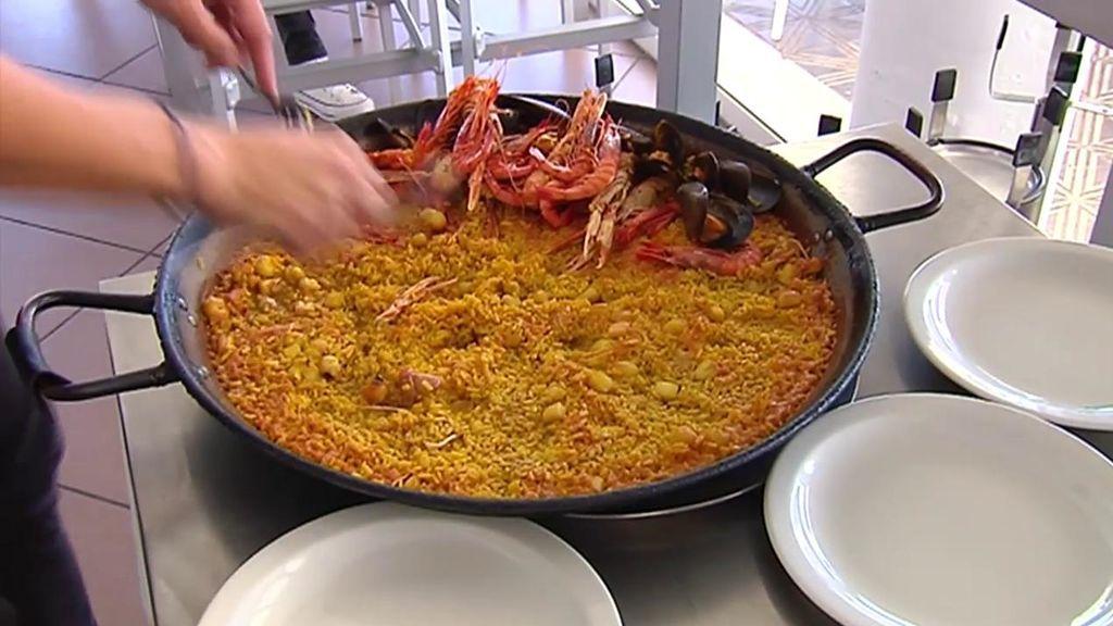 Día Mundial de la Paella, la chef Chabe Soler se alza con el triunfo en el certamen internacional