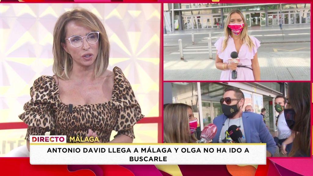 Antonio David vuelve a casa Socialité 2020 Programa 372