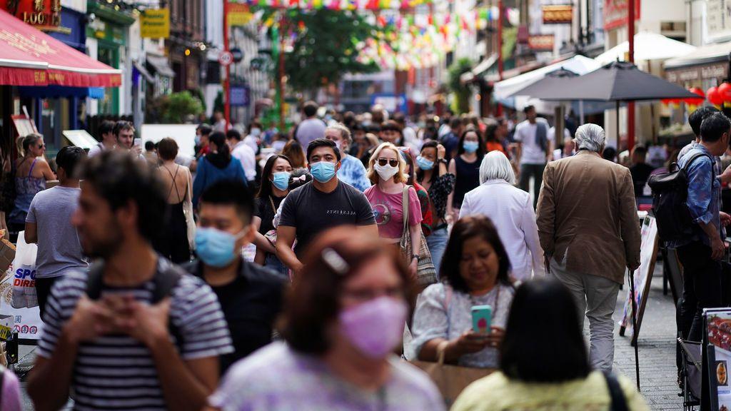 Jonshon se plantea nuevos confinamientos en Reino Unido ante la segunda ola del coronavirus