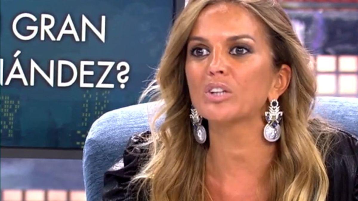Marta López se sincera en el 'PoliDeluxe': de su relación con Efrén, a su enemistad con Lydia Lozano
