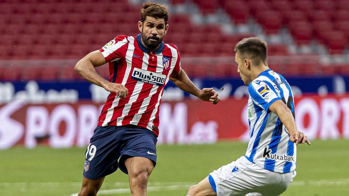 El Atlético esperará hasta el último día para decidir sobre Diego Costa: las ofertas de Milan y Fenerbahçe no convencen
