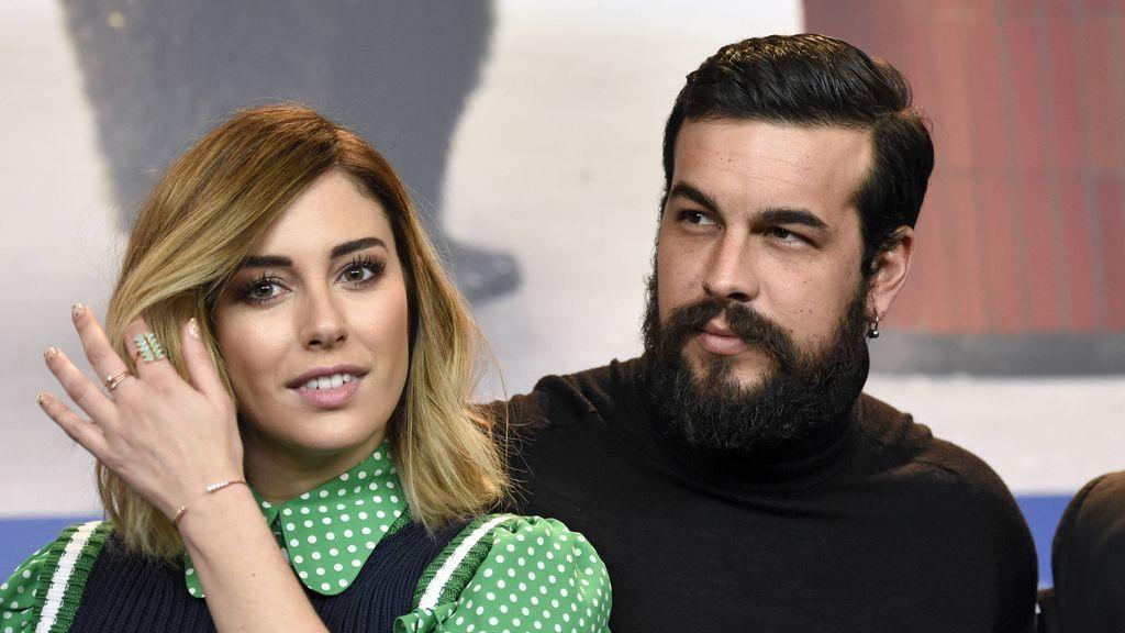 Luego, volvió a coincidir con la actriz Blanca Suárez y comenzaron una relación.