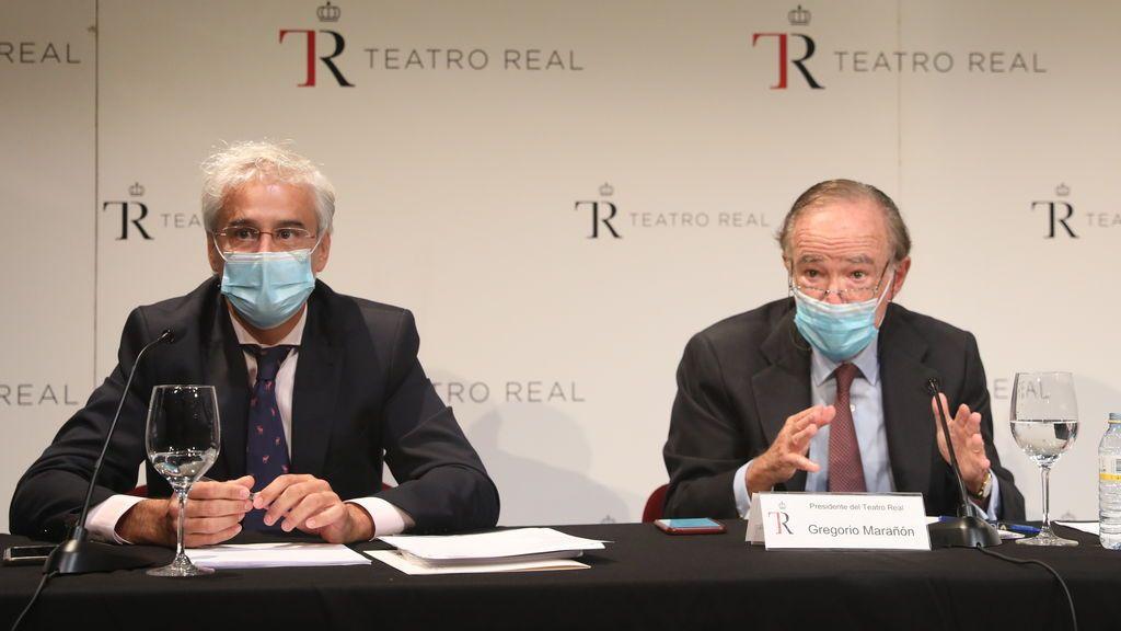 """El Teatro Real promete """"echarle imaginación"""" para solventar """"la sensación subjetiva de inseguridad"""""""