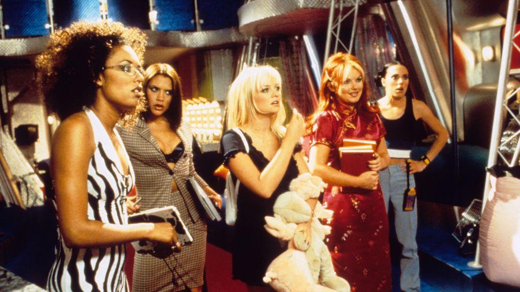 Película Spice Girls