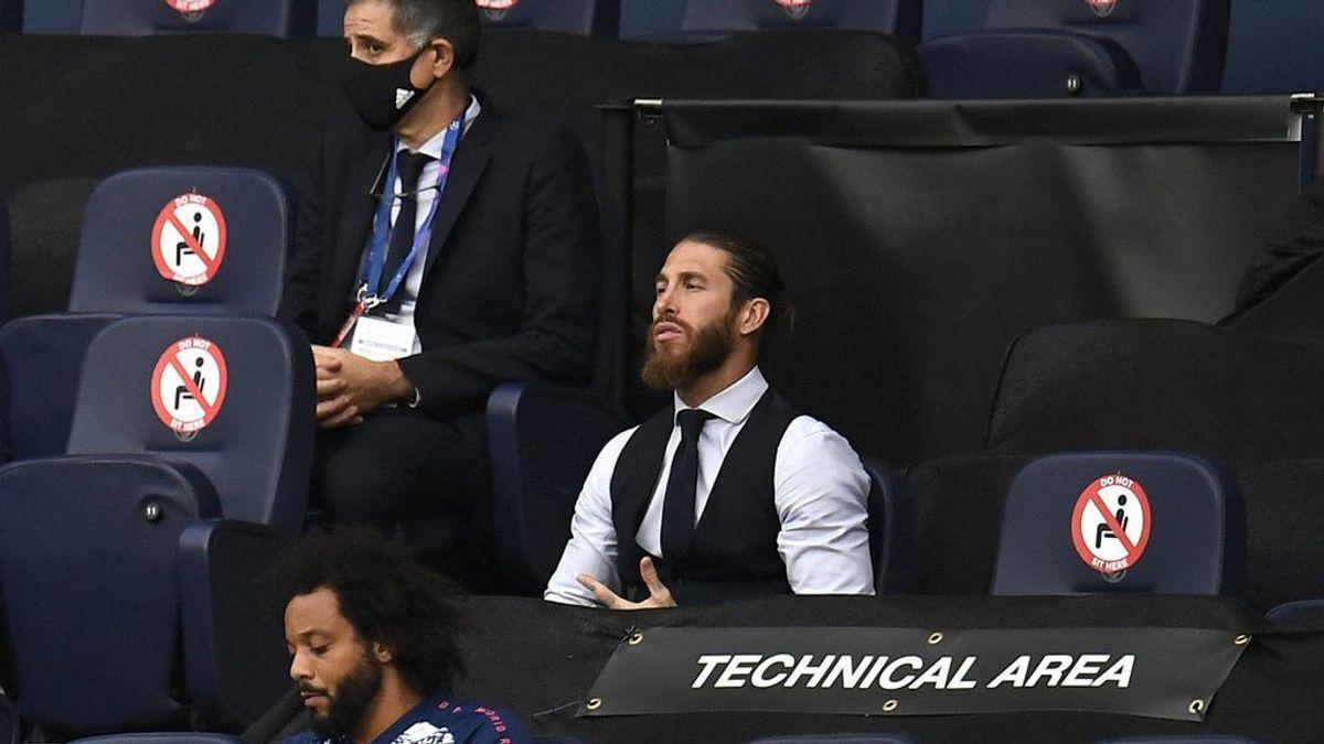 Sergio Ramos convenció a sus compañeros para perdonar un millón de euros en bonus además de bajarse el sueldo