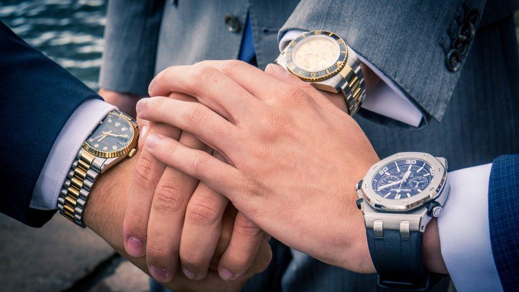 Ni el ladrillo ni el oro: relojes de alta gama como inversión que se revaloriza