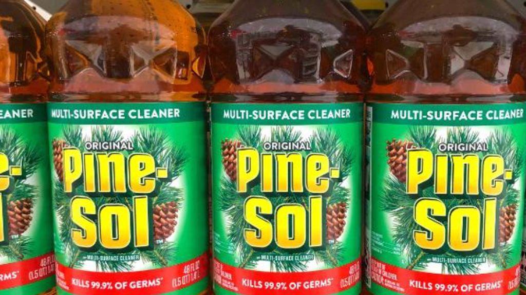 Las autoridades de EEUU aprueban el limpiador Pine-Sol para matar el coronavirus en superficies