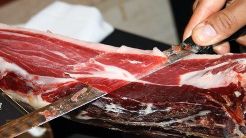 El jamón más caro del mundo  es de Huelva: un japonés compra una pieza de bellota por casi 12.000 euros