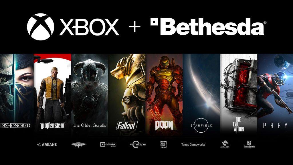 Xbox ha comprado Bethesda y todos sus estudios de desarrollo