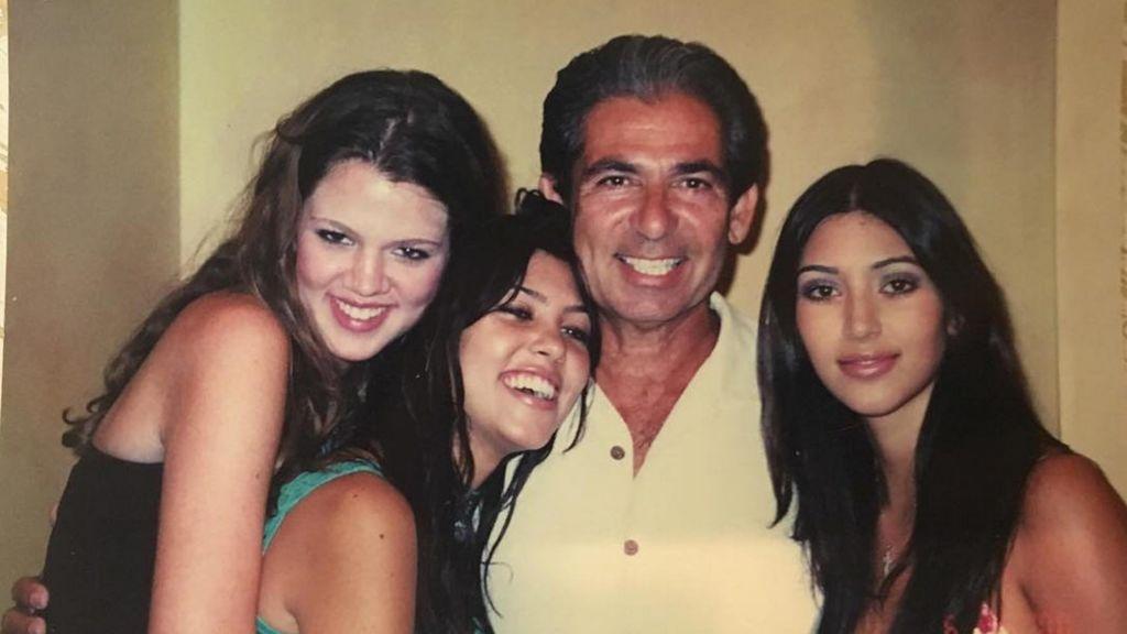 El padre de las Kardashians fue un abogado muy importante.