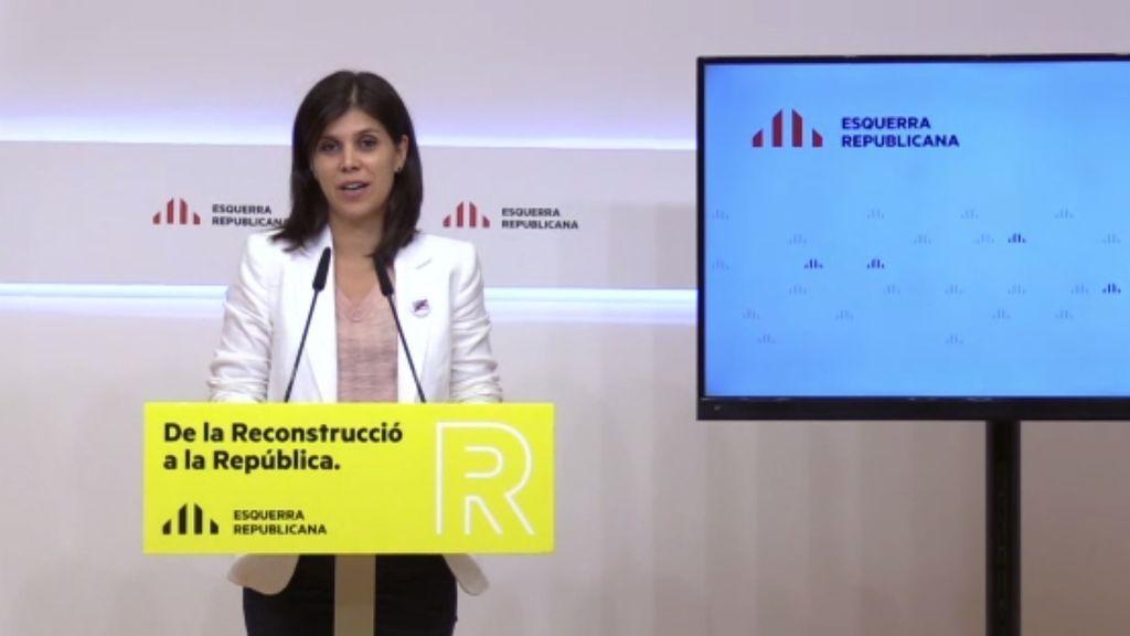 ERC propone responder con unas elecciones antes de la inhabilitación a Quim Torra