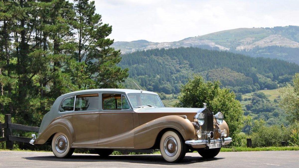 Museo Rolls-Royce: la única colección de Europa está en España
