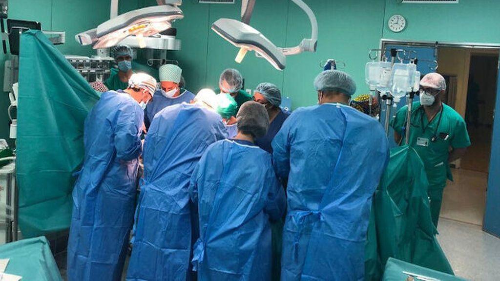 5X5=26: el hospital Puerta del Mar de Cádiz registra cinco donaciones multiorgánicas en cinco días, que permiten 26 trasplantes