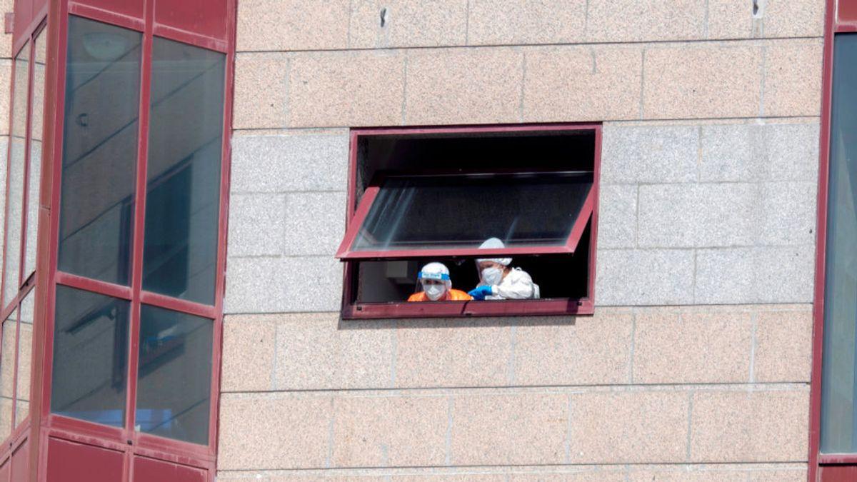 La Xunta toma el control de una residencia de mayores en Culleredo tras dar positivo casi todos sus internos