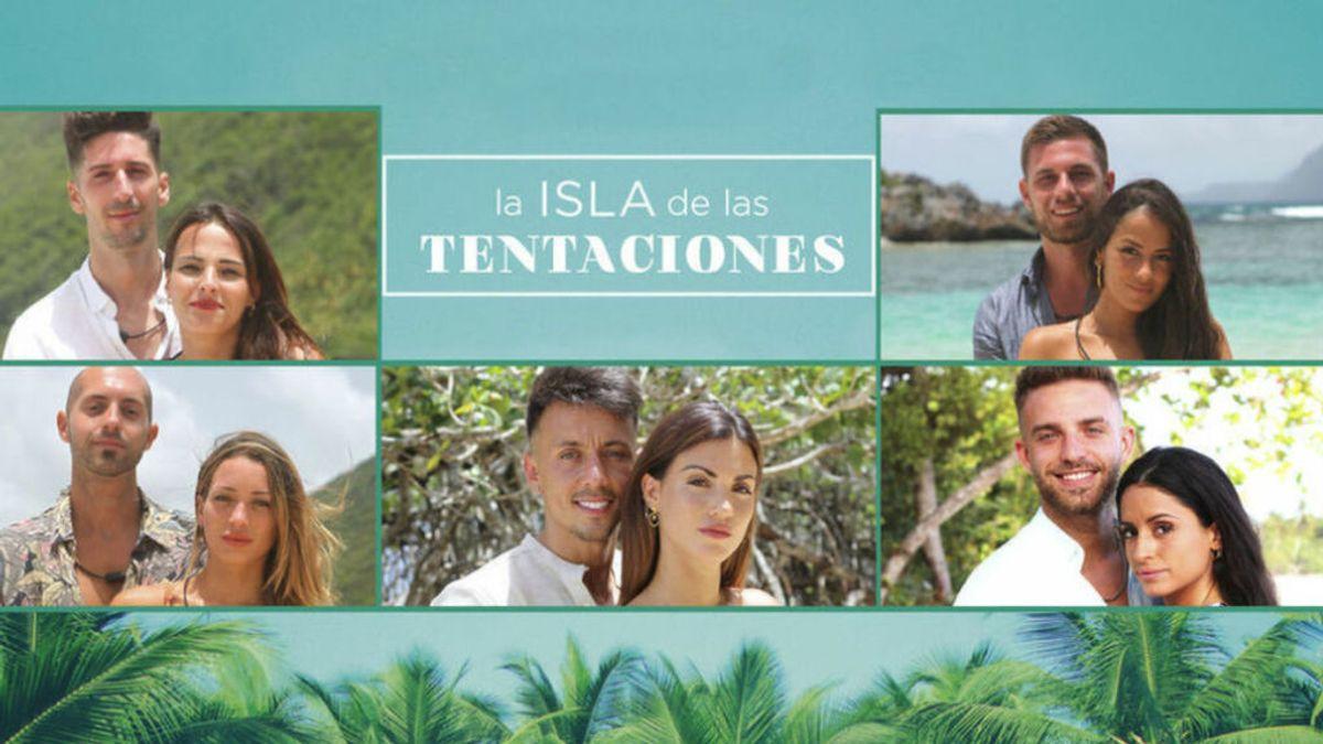 Cuándo y dónde ver 'La isla de las tentaciones': gran estreno, el miércoles a las 22.00 h en Telecinco