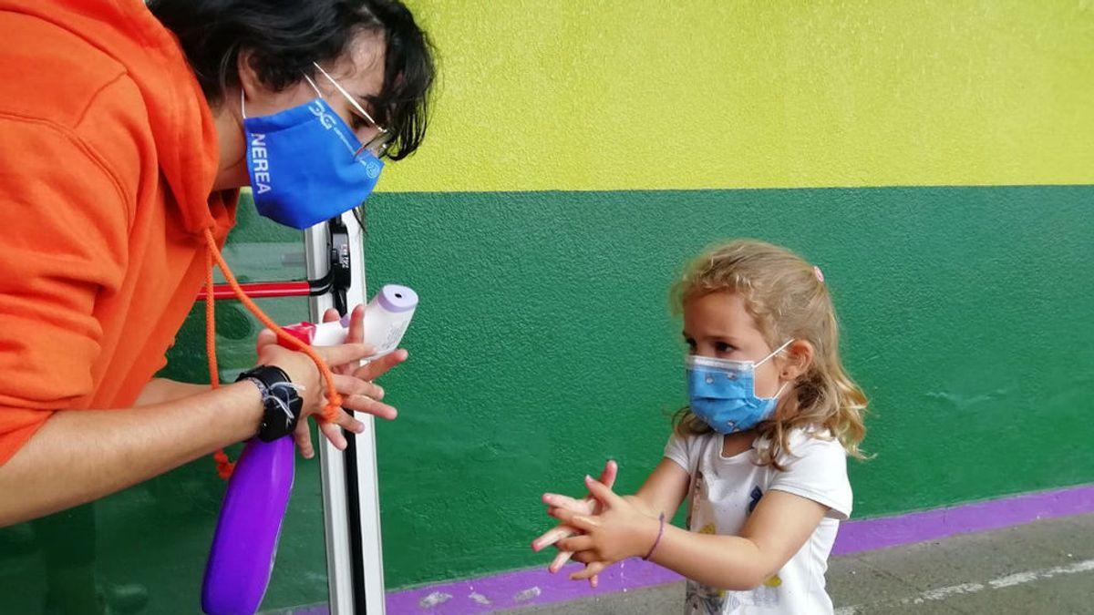 """El miedo al coronavirus satura a los pediatras: """"Más del 95% de las PCR que pedimos son negativas"""""""