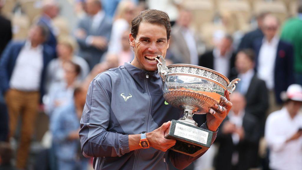 Quiénes son los tenistas que han ganado más Grand Slam