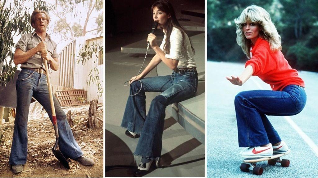 De I a D: Nick Nolte, Jane Birkin y Farrah Fawcett en Los ángeles de Charlie