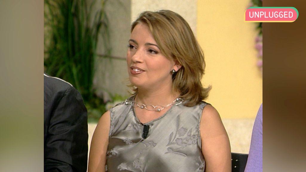 Carmen Borrego en 'Día a Día'