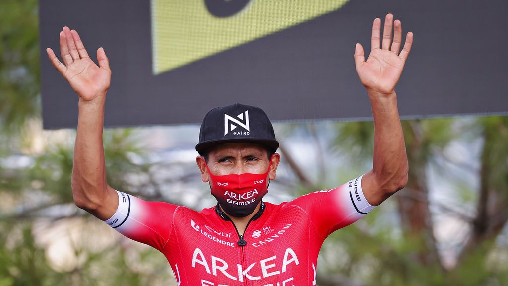 El Tour abre una investigación preliminar por dopaje tras registrar la habitación del colombiano Nairo Quintana