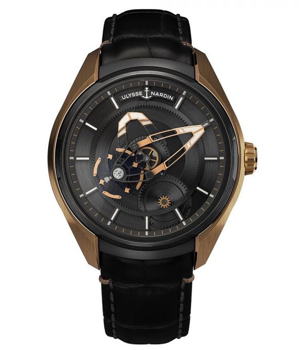 Ulysse Nardin Freak x 43 mm