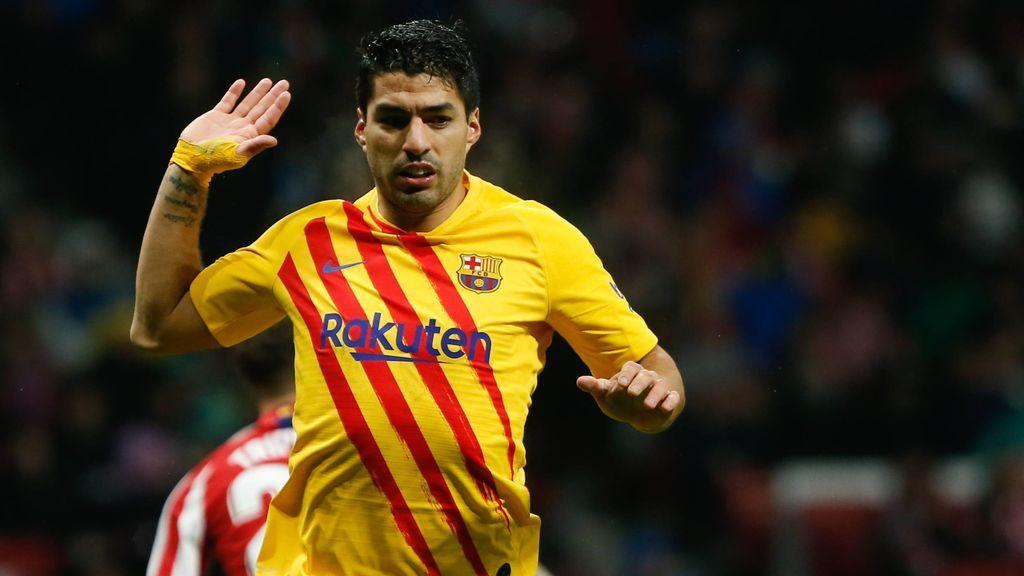 Luis Suárez llegará gratis al Atlético tras desvincularse del Barça: firmará por dos temporadas