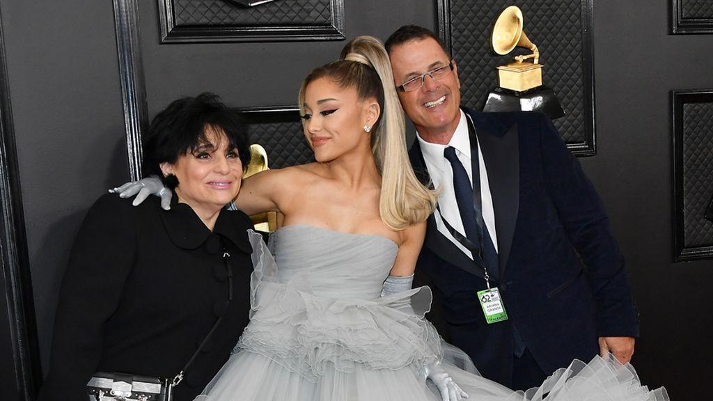 El padre de Ariana Grande es CEO de una empresa de publicidad muy importante.