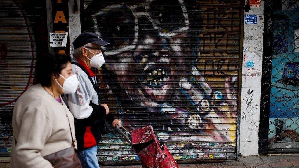Última hora del coronavirus: 850.000 personas, de nuevo confinadas en Madrid