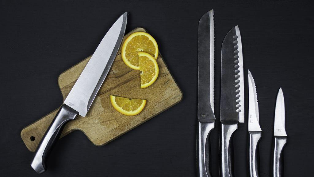 Claves para elegir unos buenos cuchillos de cocina