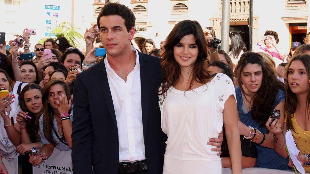 Mario y Clara fueron pillados dando rienda suelta al amor y, años más tarde, protagonizaron 'Tengo ganas de ti'.