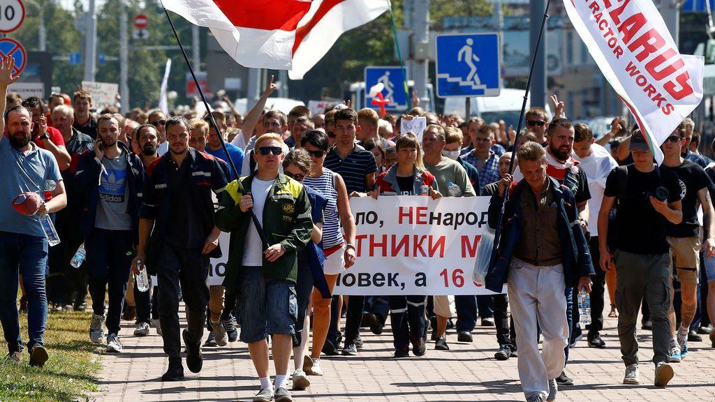 Chipre veta las sanciones a Bielorrusia hasta que no se aprueben contra Turquía