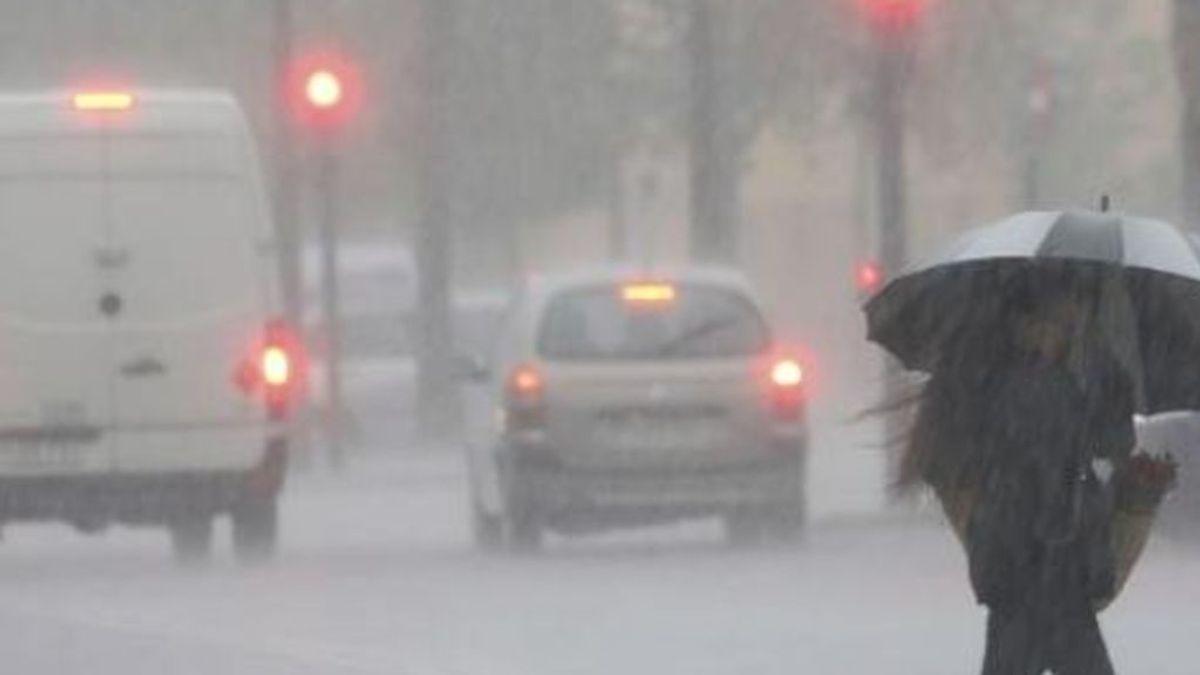 Alerta por inundaciones en el este de Cataluña