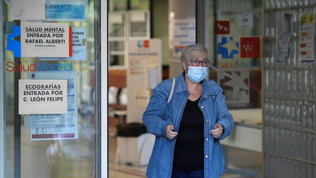 Madrid notifica otro máximo de muertes con 39 y suma 3.682 contagios de coronavirus