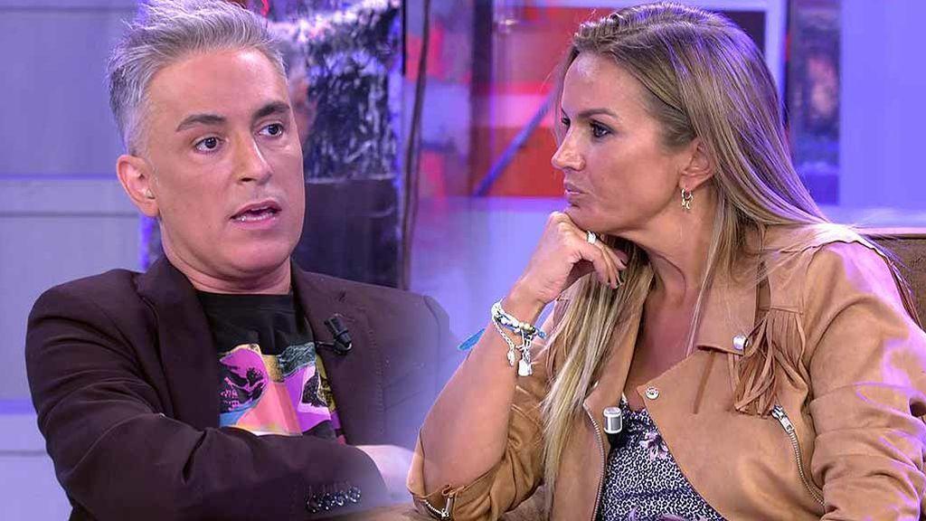 """Marta López se decepcionó con Kiko Hernández y es mutuo: """"Más me decepcionó ella a mí y la bloqueé"""""""