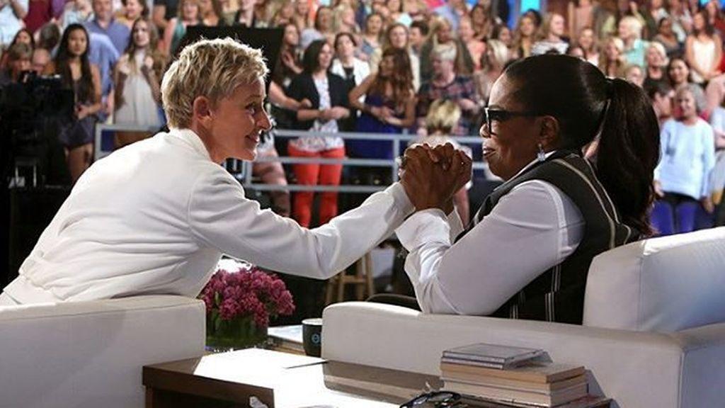 Ellen y Oprah, las 'reinas de las mañanas' en América