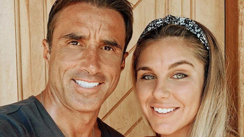 Viajes, planes de futuro y mucho amor: así es la nueva vida de Hugo Sierra e Ivana Icardi