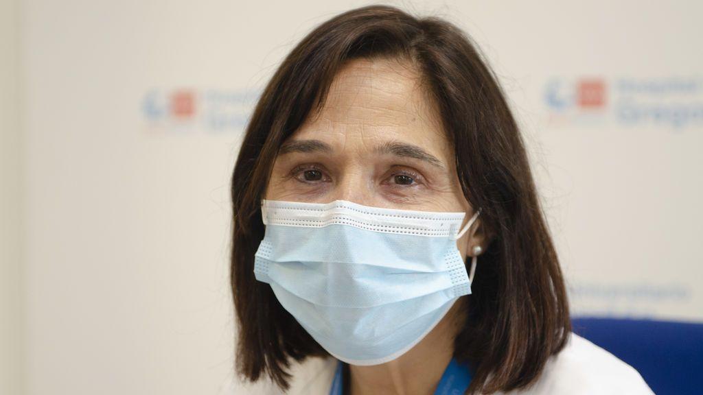 Marisa García Ontiveros, psicóloga clínica