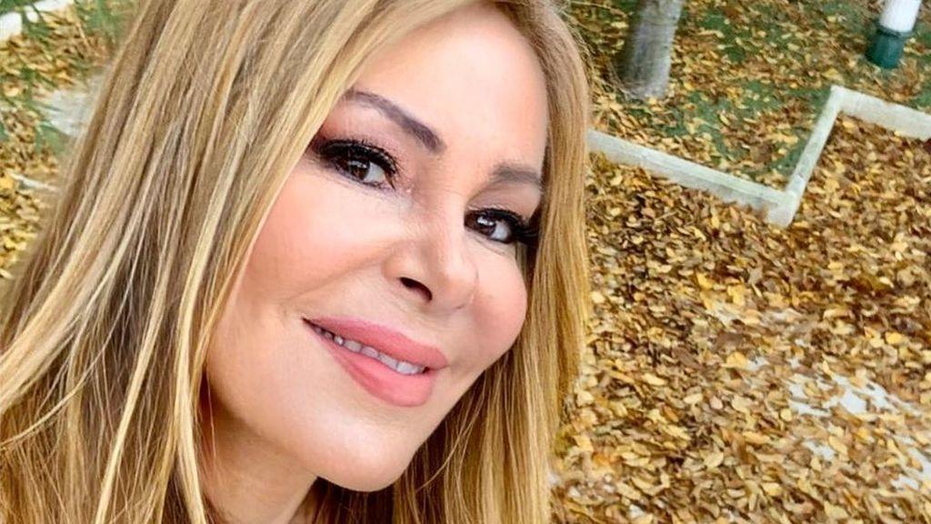 Ana Obregón regresa a Madrid tras la muerte de Álex Lequio: el Club de Golf donde se refugia