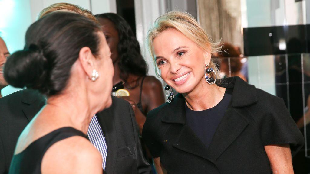 Corinna Larsen, en Miami en 2014.