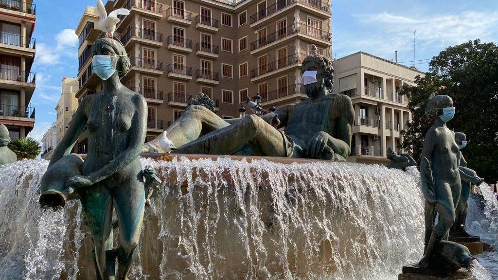 La Comunitat Valenciana registra la incidencia más baja de coronavirus en España en la última semana