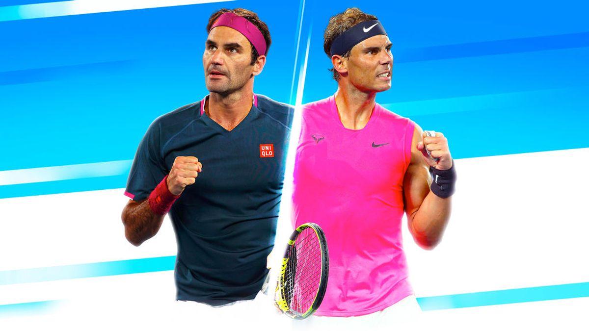 Análisis de Tennis World Tour 2: set y partido