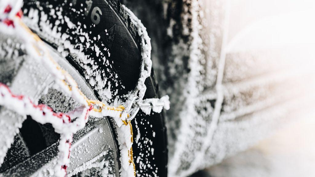 Prepárate para el frío: tipos de cadenas para la nieve y consejos para ponerlas