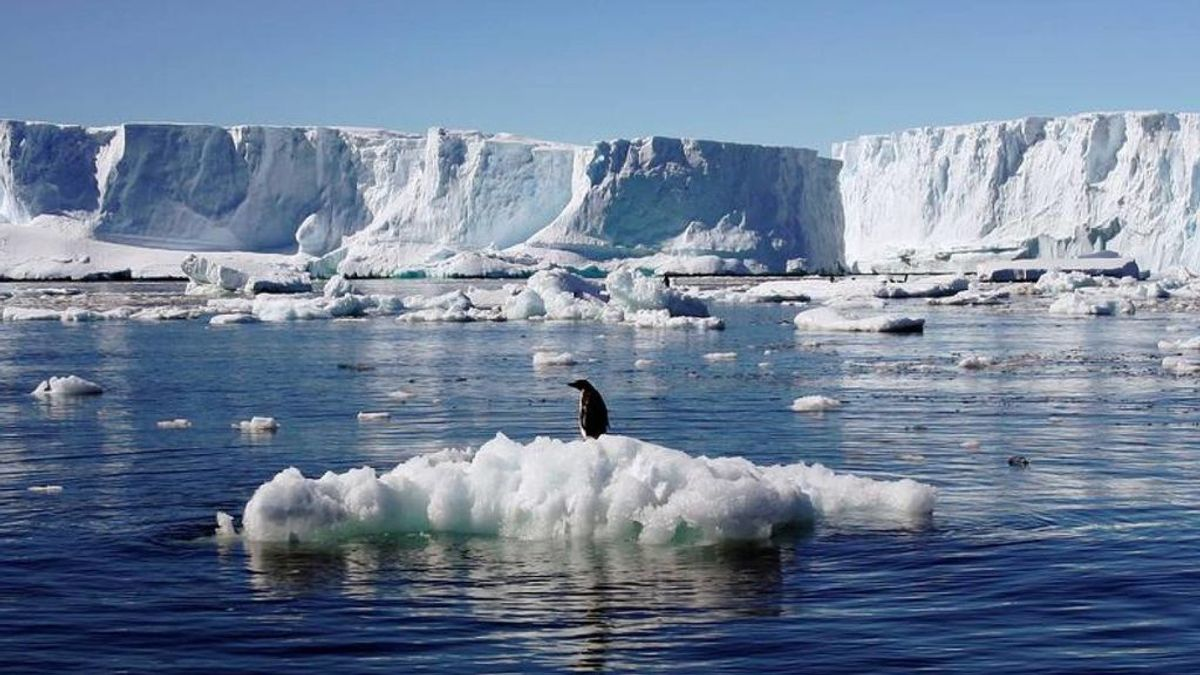 Segundo mínimo de hielo anual en el Ártico debido al calor persistente